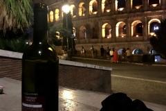 Wein am Colosseum