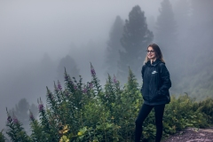 Bianca in den Bergen ;)