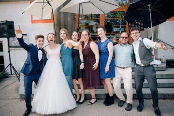 Hochzeit von Tim und Gina