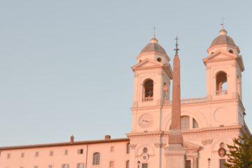 Kirche Trinita dei Monte